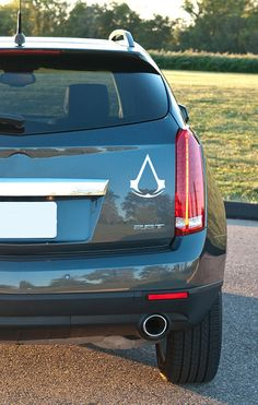 Assassins Creed Insignia Vinyl Decal for cars, laptop, Room Decoration. $4.99, via Etsy.