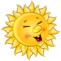 """Good Morning!   (no words - """"Transparent Cute Sun Cartoon PNG Clipart Picture"""")"""