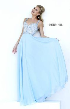 Surplice Sweetheart Neckline Formal Prom Gown By Sherri Hill 8552 from Dress Prom. Saved to Sherri Hill Prom Sherri Hill Prom Dresses, Prom Dresses 2015, Grad Dresses, Prom Dresses Blue, Ball Dresses, Pretty Dresses, Beautiful Dresses, Pageant Dresses, Dress Prom