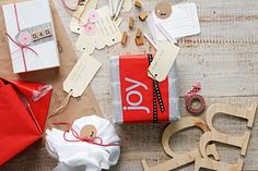 Christmas gift wrapping ideas gallery 3 of 20 - Homelife