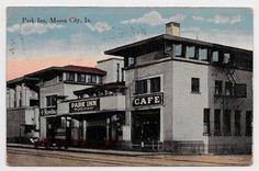 The Park Inn, Mason City, Iowa | sold for just $22.50 - an inexplicable bargain