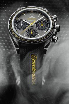 Omega-speedmaster-racing-close #luxurywatches