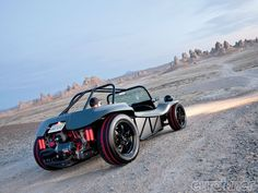1970 Meyers Manx Buggy