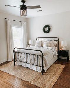 Room Ideas Bedroom, Home Bedroom, Bedroom Decor, Master Bedroom, Dream Rooms, Dream Bedroom, Guest Bedrooms, Guest Room, My New Room