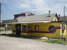 Bill's Jumbo Burgers in Tulsa, Oklahoma