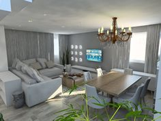 Navegue por fotos de Salas de jantar escandinavas: Sala de Jantar. Veja fotos com as melhores ideias e inspirações para criar uma casa perfeita.