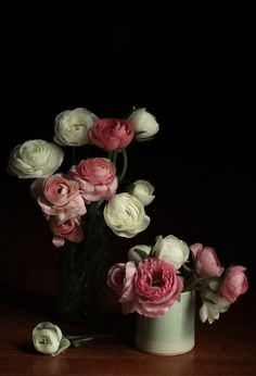 Still Life with Spring Grass Pink and by lucysnowephotography, $30.00