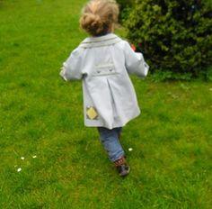 Manteau Céphée (Grains de Couture pour Enfants)