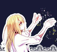 "Rachel ""ray"" gardner – satsuriku no tenshi, satsuten, angel of death, angel of slaughter Angel Of Death, Anime Couples Manga, Manga Anime, Anime Meme, Fanart, Alice Mare, Satsuriku No Tenshi, Rpg Horror Games, Fairy Tail Ships"