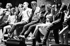 Team StarKid With Darren Criss: Behind the Scenes Photos Lauren Lopez, Very Potter Musical, Avpm, Team Starkid, Astro Boy, Darren Criss, Totally Awesome, Scene Photo, Life Photo