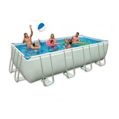 Intex Ultra Frame Rectangular zwembad 549 x 274 cm compleet De Wit Schijndel