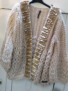 Golden days beige paillet cardigan - #beige #cardigan #days #Golden #paillet