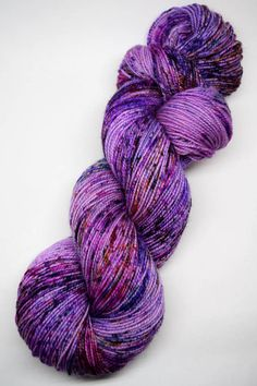 hand dyed yarn hand painted yarn handpainted yarn superwash