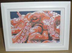 Stunning octopus art