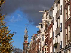 Amsterdamer Grachten im Herbstlicht Holland, Amsterdam, San Francisco Ferry, Diorama, Building, Travel, Pictures, Netherlands, Viajes