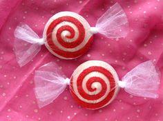 Fleur Du Mal candy swirls nipple pasties tassels