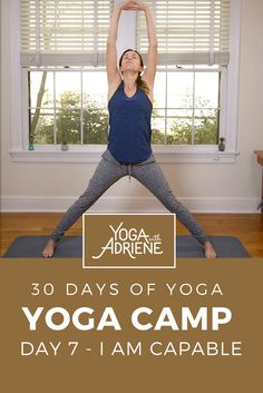Yoga Camp - Day The power of word and thought in full effect in this unique yoga practice. Find stability and connect with your breath. Build Muscle, Muscle Building, Gain Muscle, Yoga Fitness, Men's Fitness, Muscle Fitness, Men Exercise, Workout Men, Workout Routines