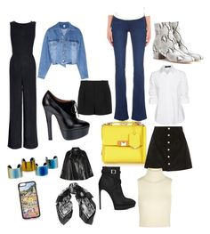 """""""""""Fashion is about dreaming and making other people dream.""""- Donatella Versace"""" by reneerapp on Polyvore"""