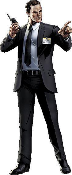Marvel Comics - Agent Coulson