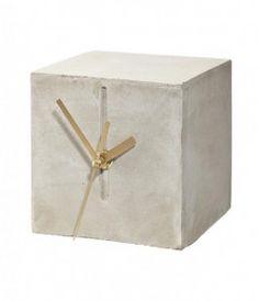 #Clock #NaturalBornDesign Natural Born Design - Zegar Chronek