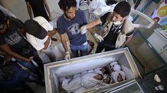 Casi 400 niños muertos y 2.500 heridos en la ofensiva israelí en Gaza
