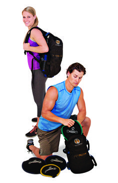 COMING SOON: HYPERWEAR FIT RUCK™ SANDBAG TRAINING  Sign up to get updates on when you can order the #Hyperwear #FitRUCK at www.hyperwear.com!