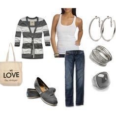 Weekend Shopping, created by lhutchins on Polyvore