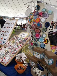 Bugs and Fishes by Lupin: Guest Post: Tips for Selling at Craft Fairs or Markets