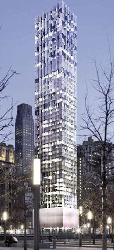 111 Washington Street (Selldorf Tower)   578 FT   Selldorf Architects