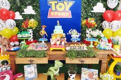 Festa Toy Story Rocco