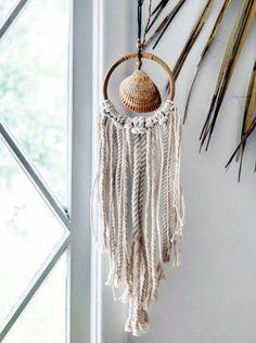 45 Inspirational Sea Shell Craft DIY Ideas