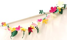 Flower Garland! <3