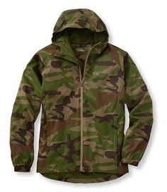 Discovery Jacket, Camo: Rain Jackets | Free Shipping at L.L.Bean