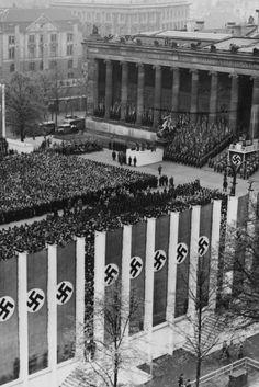 Berlin 1936 - Faszinierende Aufnahmen einer Stadt, die es so nicht mehr gibt