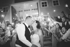 We love when our photographers and happy couples share their wedding day photos with us. Here's Erin and Rich sharing a kiss, as new Mr. and Mrs., at their Oct. 16, 2015 wedding at the Bedford Village Inn (Bedford, NH).  We're so happy to have helped them make their dream wedding a reality.  May their every kiss be as fabulous as this one. Photograph by Nathan Moreau.