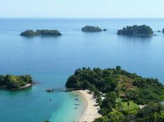 Isla de Coiba, Panama