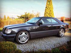 Mercedes c124 320CE