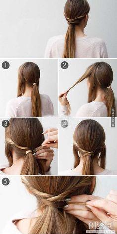 41 Best Gaya rambut gadis images  5fb4a066e7