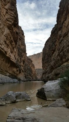 Santa Elena Canyon, Big Bend National Park Photo By: Tim Speer