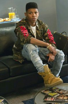 Hakeem Lyon/Empire