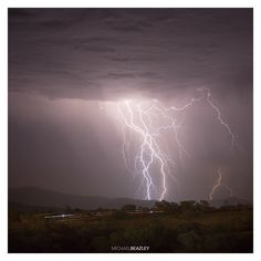 Australian Outback Summer Storms! not long now and this is what we'll be seeing again!