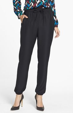 DKNYC Drawstring Track Pants available at #Nordstrom