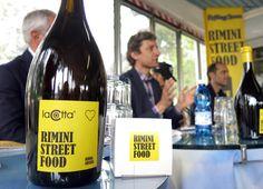 Nasce Rimini Street Food, la prima guida ai cibi di strada  In edicola con Rolling Stone, negli alberghi e negli uffici di informazione turistica di Rimini la prima mappa on the road dedicata ai 'baracchini' di strada. Che da giugno sarà anche un'app da scaricare sugli smartphone