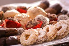 Weihnachtskekse - Weihnachtsbäckerei - Rezept - Steirische Spezialitäten