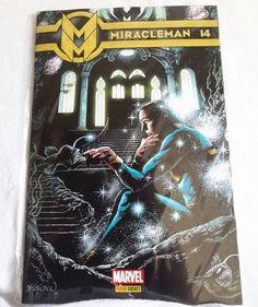 #Miracleman #14  #Panini #Quadrinhos #comics #heróis #Heroes #Marvel #hqs