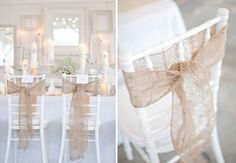 Country Chic Wedding. Love!