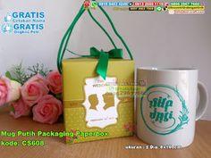 Mug Putih Packaging Paperbox WA/SMS/TELP: 0857-4384-2114 atau 0819-0403-4240 #mug #mugmurah #mugunik #muggrosir #grosirmugmurah #souvenirmug #souvenirpernikahanmug #gelasmug #gelasmugsablon #souvenirbahanbeling #jualsouvenirmug #jualsouvenirgelasmug  #MugPutih #JualPutih #contohundanganPernikahan