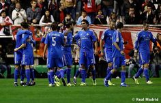 Rayo Vallecano 2-3 Real Madrid  at Estadio del Rayo Vallecano #HalaMadrid