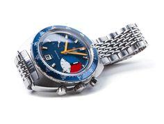 Tag Heuer Vintage Skipper Watch