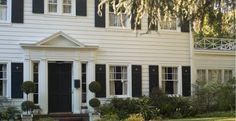 Paints & Wood Stains - Interior / Exterior Paints | Behr Paint- carbon paint, shutters